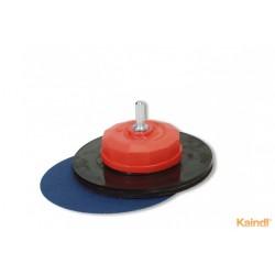Support de ponçage pour perceuse Ø 125 mm