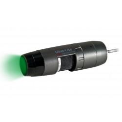 MICROSCOPE USB FLUORESCENT DINO-LITE AM4115T-YFGW / FLUOROPHORE Cy3, TRITC